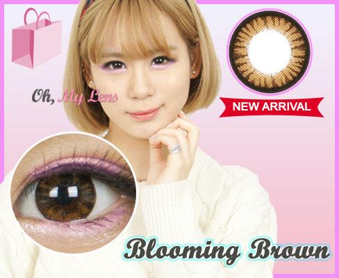 Blooming-brown-pastel