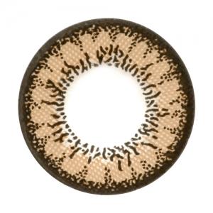 Magic 2 Brown Contact Lenses for Farshightedness Hyperopia