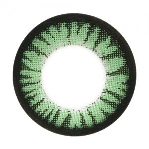 Blooming(Cara) Green Contact Lenses for Farshightedness Hyperopia