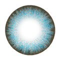 Chiffon Blue Contact Lenses
