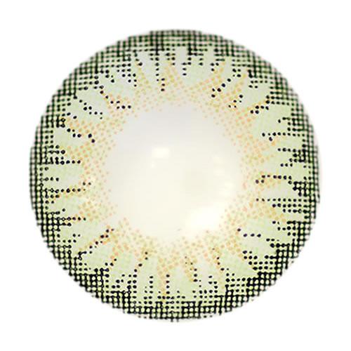 Lens Image Of Emotion Circle Green Contact Lenses