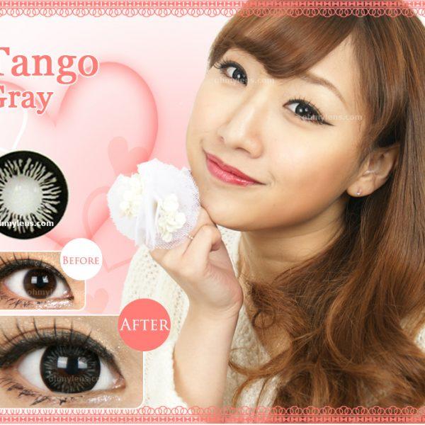 Tango Gray Contact Lenses 01