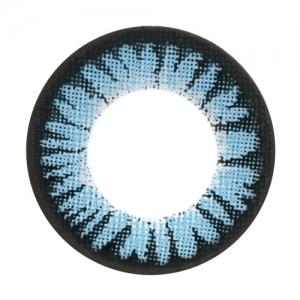 Blooming(Cara) Blue Contact Lenses