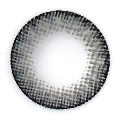 Gray Diamond Contact Lenses