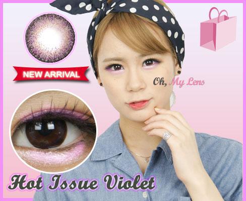 Hot Issue Violet Pastel