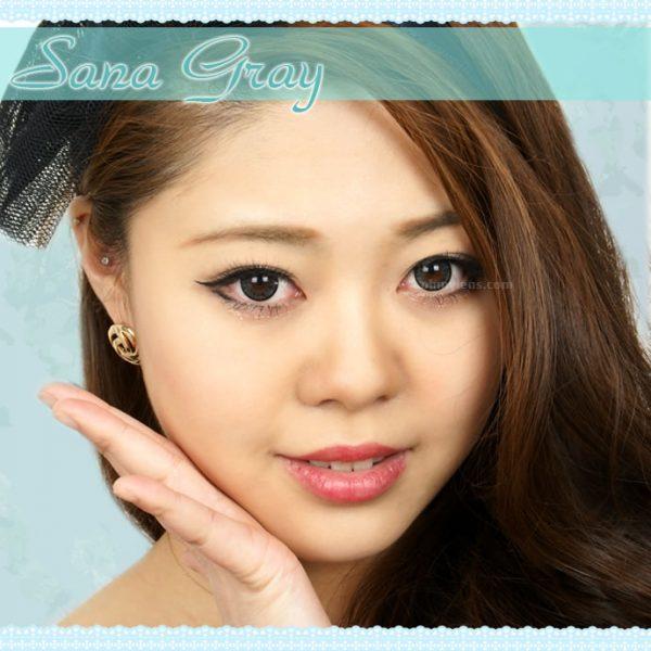 a beautiful girl with sana gray contact lenses 03